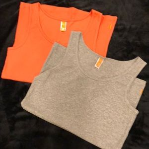 Lucy Brand • NWOT! 2 Ribbed Size Large